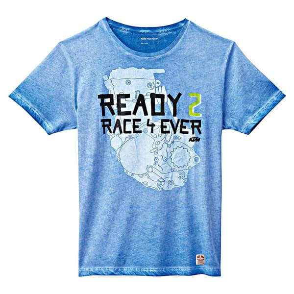 Picture of KTM - Herren T-Shirt Ready To Race Tee