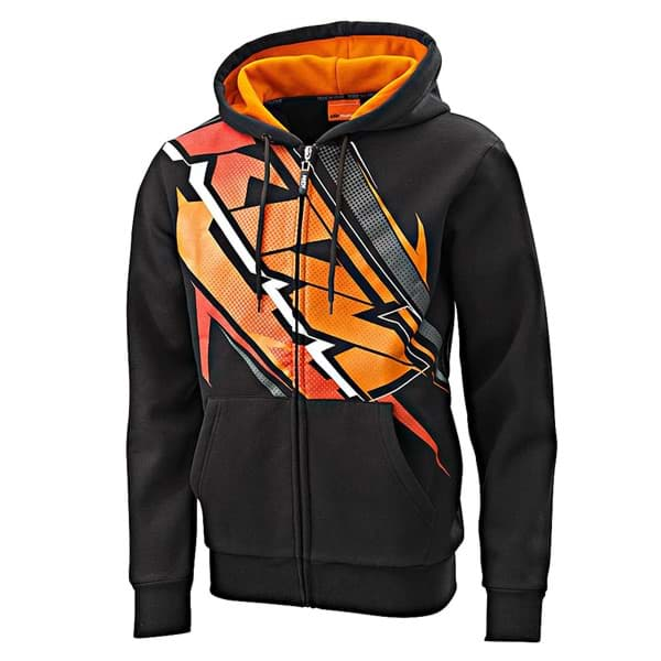 Picture of KTM - Big Mx Zip Hoodie