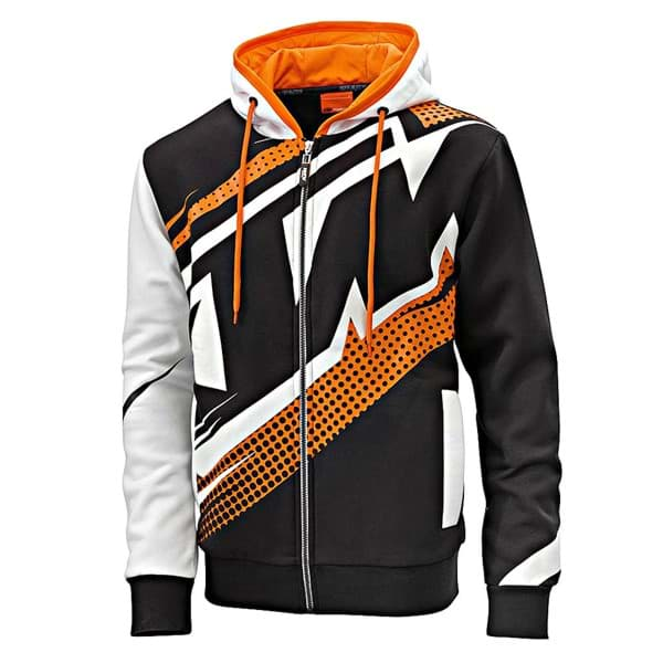Picture of KTM - Big Logo Zip Hoodie