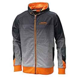 Picture of KTM - Faded Sports Zip Hoodie