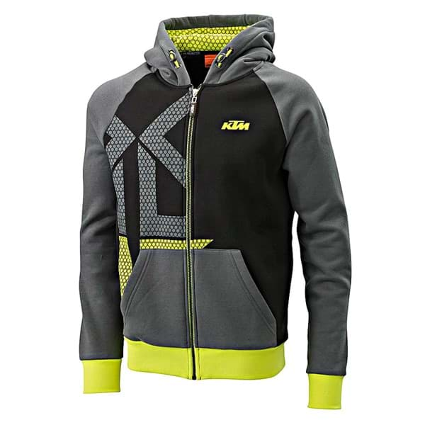 Picture of KTM - Gravity Fx Zip Hoodie