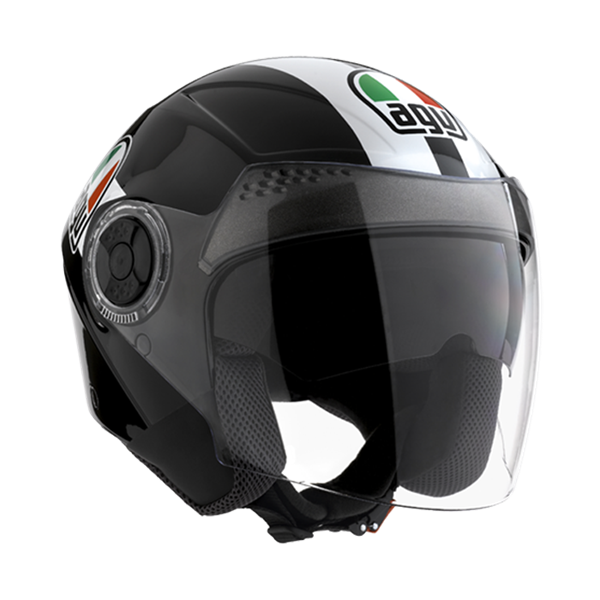 Bild von AGV City Citylight Race Black/White