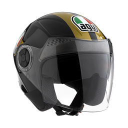 Bild von AGV City Citylight Race Black/Gold