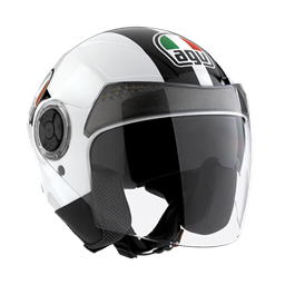 Bild von AGV City Citylight Race White/Black