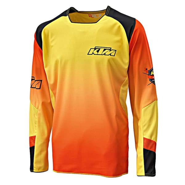 Picture of KTM - Gravity Fx Shirt Orange