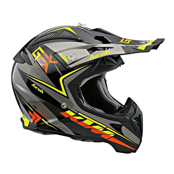 Picture of KTM - Aviator 2.1 Helmet Black
