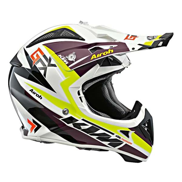 Picture of KTM - Aviator 2.1 Helm Purple