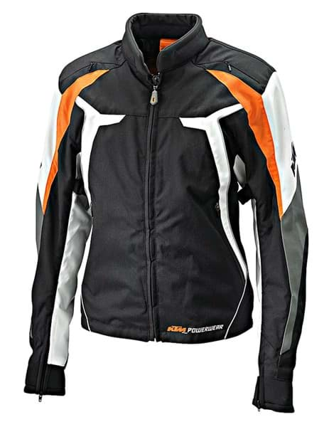 Picture of KTM - Women Street Evo Jacket