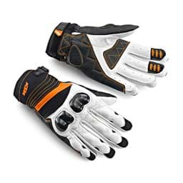 Bild von KTM - Radical X Gloves White 14