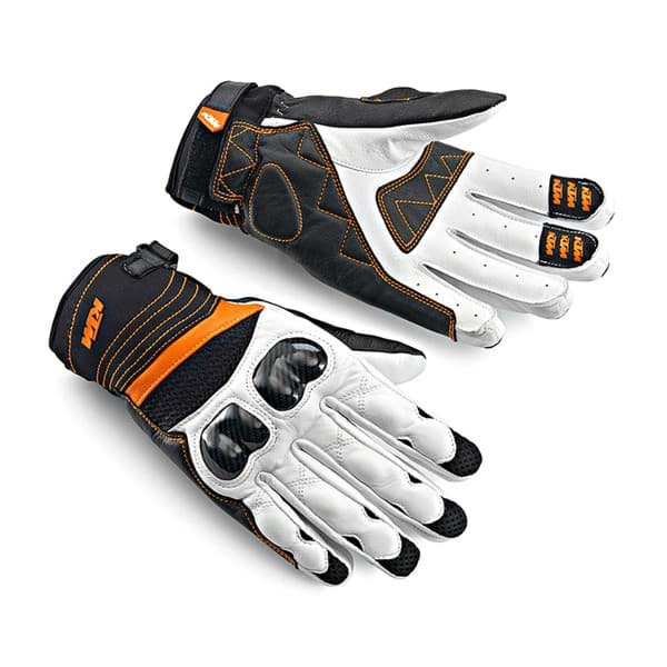 Picture of KTM - Radical X Gloves White 14