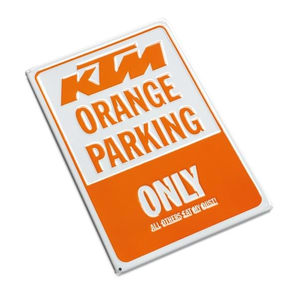 Picture of KTM - Parking Plate One Size