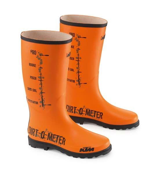 Picture of KTM - Dirt O Meter Rubber Boots