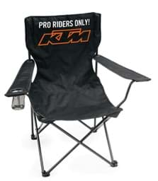 Picture of KTM - Racetrack Chair Black One Size