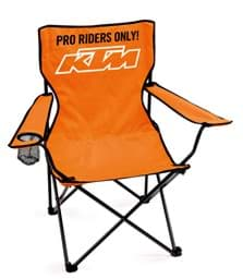 Picture of KTM - Racetrack Chair Orange One Size