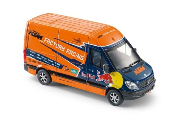 Picture of KTM - Factory Racing Van