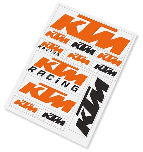Picture of KTM - Sticker Set One Size