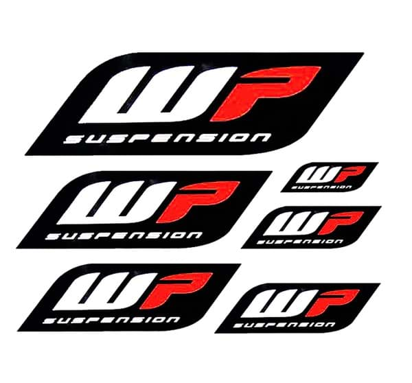 Picture of KTM - WP Sticker Set One Size
