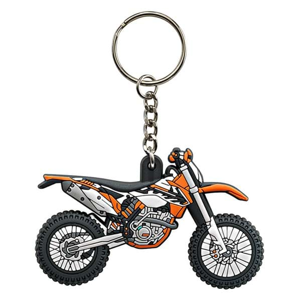 Picture of KTM - EXC Rubber Keyholder