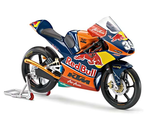 Picture of KTM - RC 250 R Model Bike