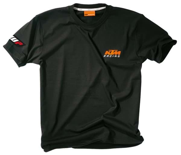 Picture of KTM - Kids Racing Black Tee