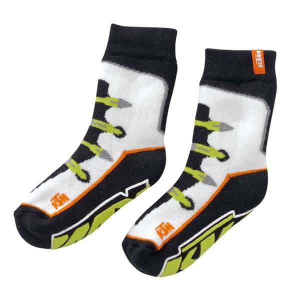 Picture of KTM - Baby Racing Boots Socks