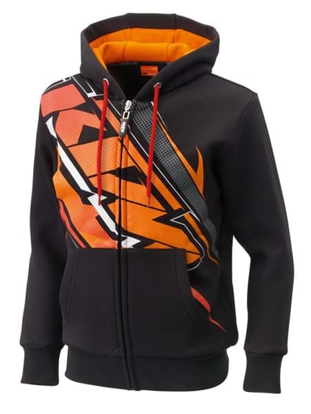 Picture of KTM - Kids Big Mx Zip Hoodie