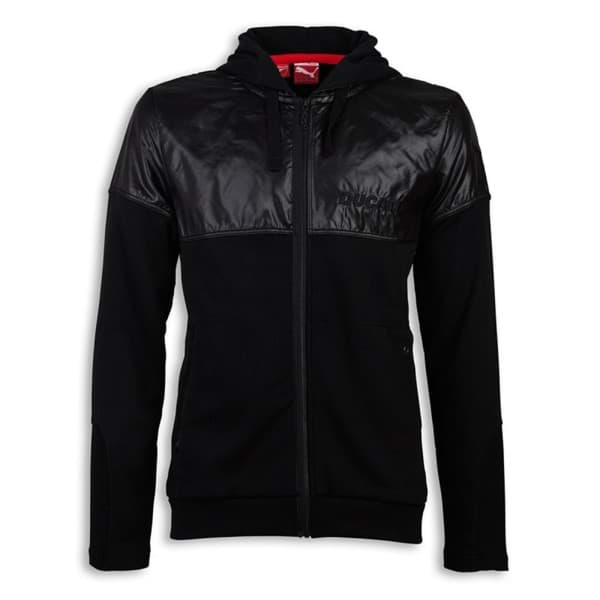 Picture of Ducati Sweatshirt mit kapuze Hooded AW12