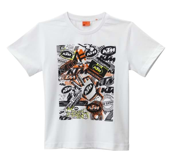 Picture of KTM - Kids Drawings Tee