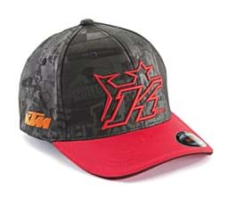 Bild von KTM - Kini-RB Background Cap