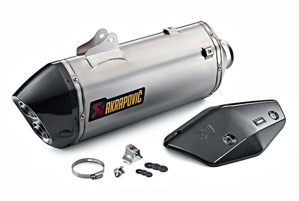 Picture of KTM - Akrapovic Slip On Enddämpfer 1190 Adventure