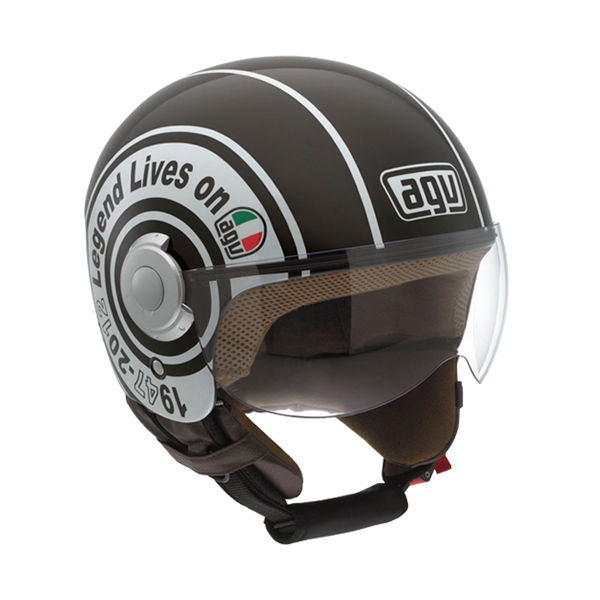 Bild von AGV City Bali Copter Legend Black