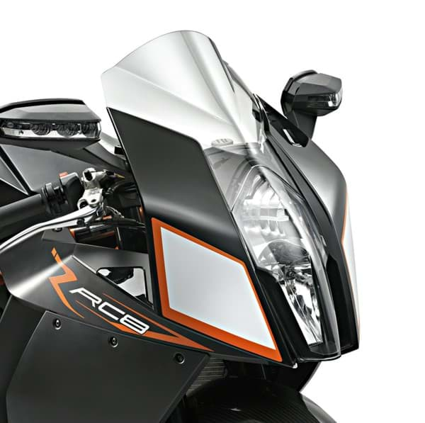 Picture of KTM - Racing Windschild