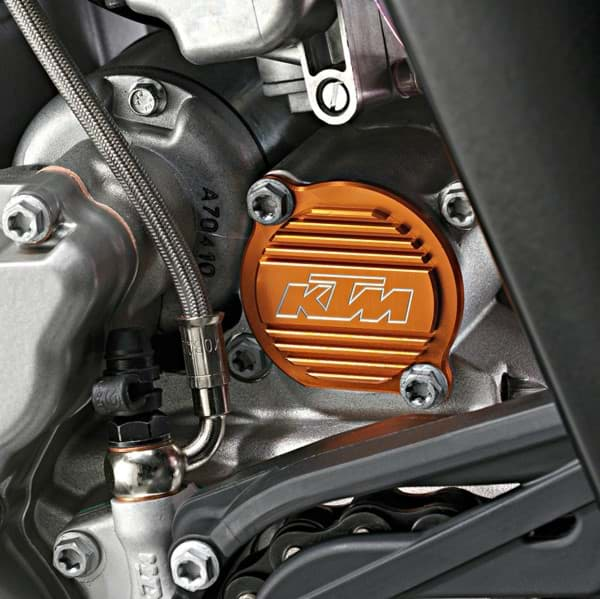 Picture of KTM - Factory Ölfilterdeckel 250-525 00-13