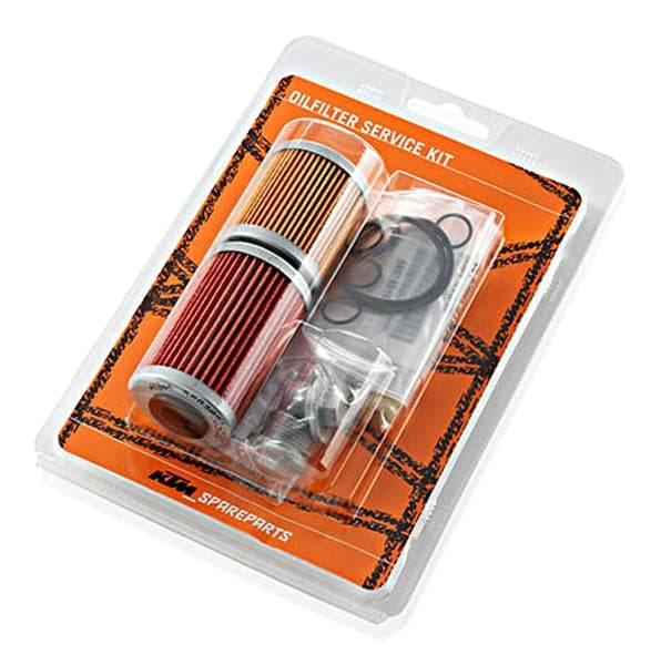 Picture of KTM - Ölfilter Service Kit LC4 690 Ab 2012