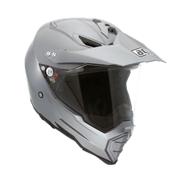 Picture of AGV Off-Road AX-8 Dual Evo Titan Grey