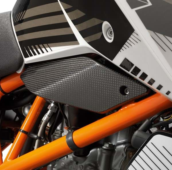Picture of KTM - Karbon Rahmenschutz Links 690 Duke/R 12>