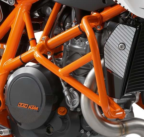 "Picture of KTM - Sturzbügelset ""Orange"" 690 Duke 12>"