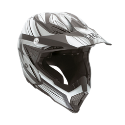 Bild von AGV Off-Road AX-8 Evo Flagstars Black/Gunmetal
