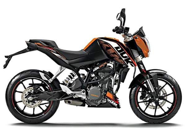 "Picture of KTM - Grafikkit ""Race"" 125-390 Duke 11>"