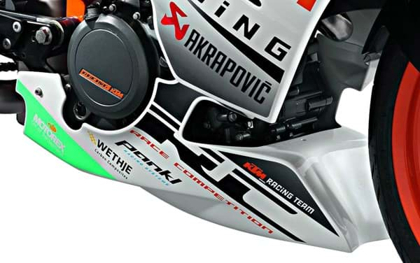 Picture of KTM - GFK-Bugspoiler 125-390 RC