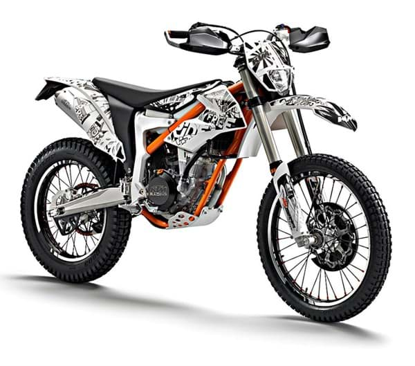 Picture of KTM - Freeride Grafik Kit
