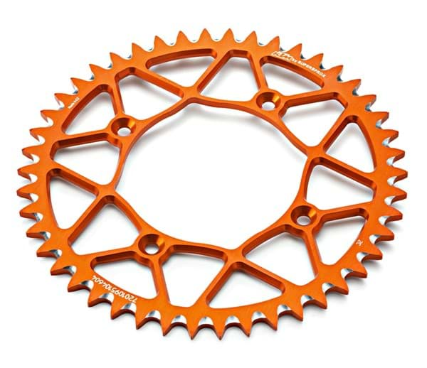 Bild von KTM - Kettenrad Freeride Orange