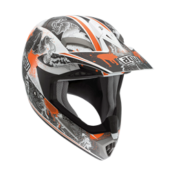 Picture of AGV Off-Road MT-X Evolution White/Orange