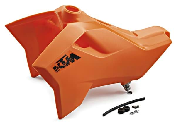 "Picture of KTM - 13L Tank ""Orange"" SX ""07-""10, EXC ""08-""11"