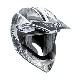 Bild von AGV Off-Road MT-X Junior Evolution White/Silver
