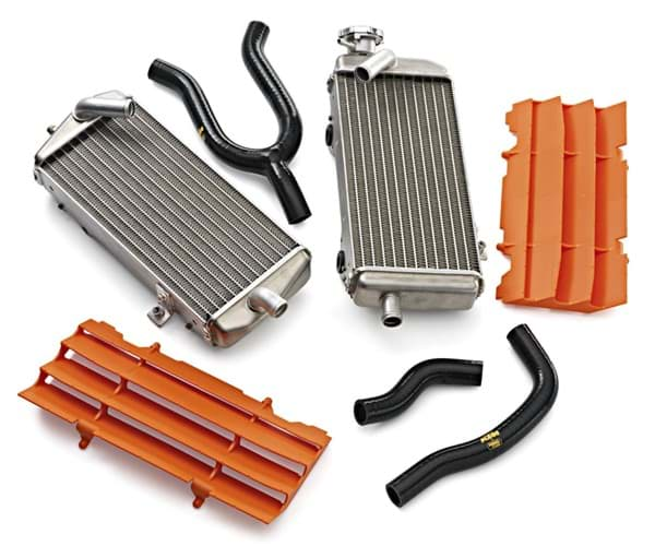 Bild von KTM - Factory Radiators Kit 450/505 SX-F