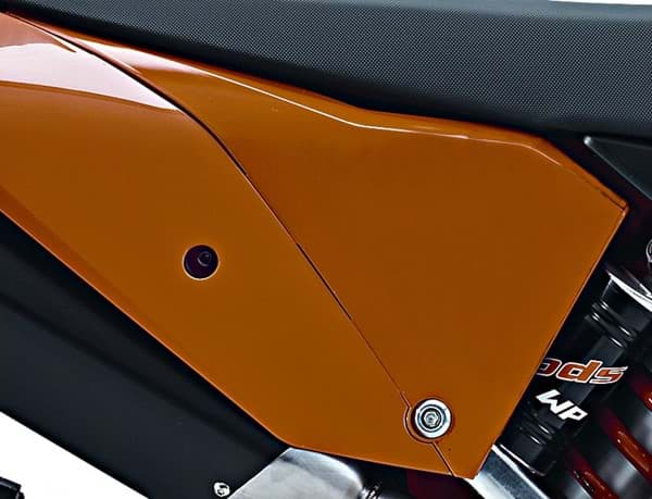 "Picture of KTM - Filterkastendeckel ""Orange"" EXC 08-11, SX 07-10"