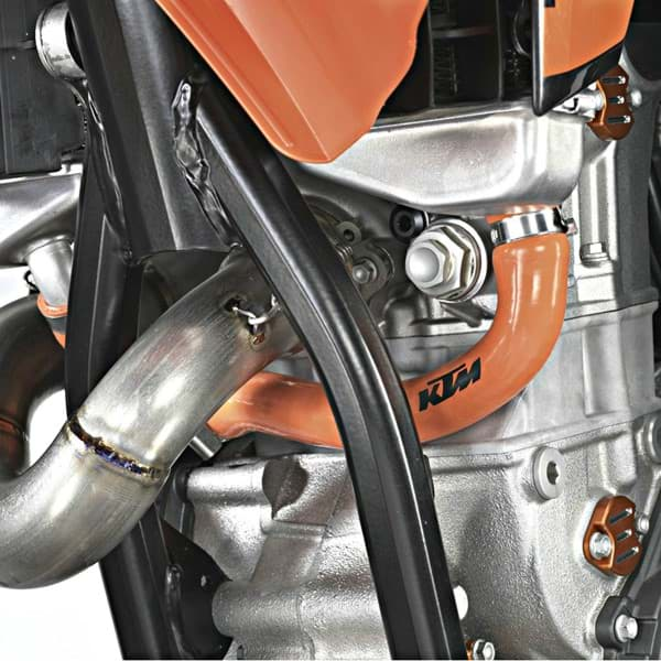 "Picture of KTM - Kühlerschläuche ""Orange"" 450 SX-F 13>"