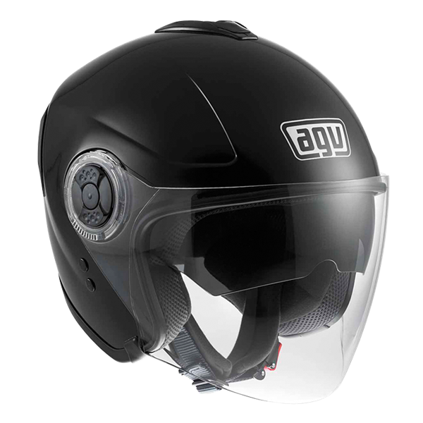 Bild von AGV City Fiberlight Mono Black
