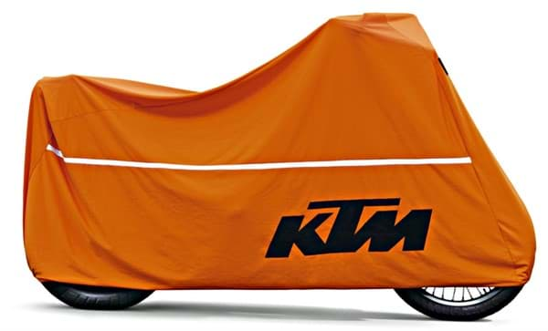 Picture of KTM - Motorradüberwurf Outdoor